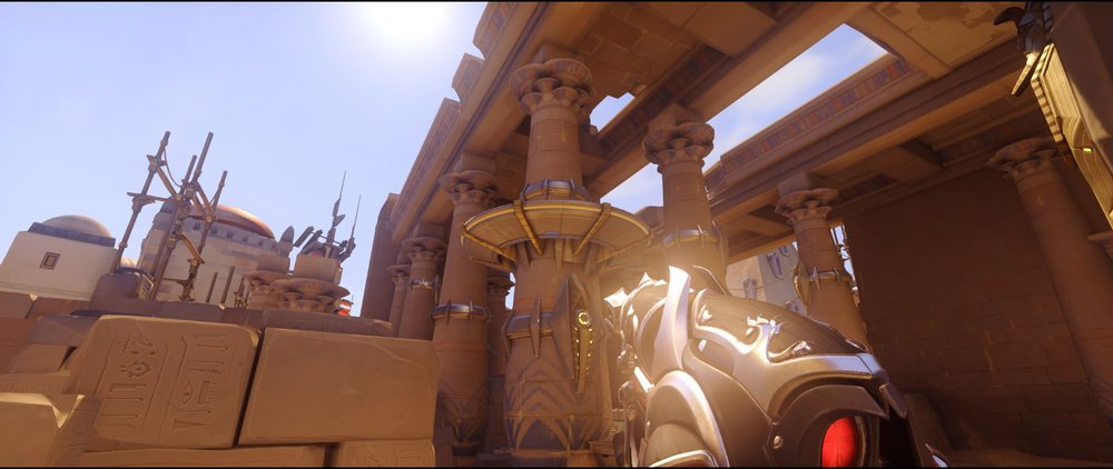 Crows defense Widowmaker sniping spot Temple of Anubis Overwatch.jpg