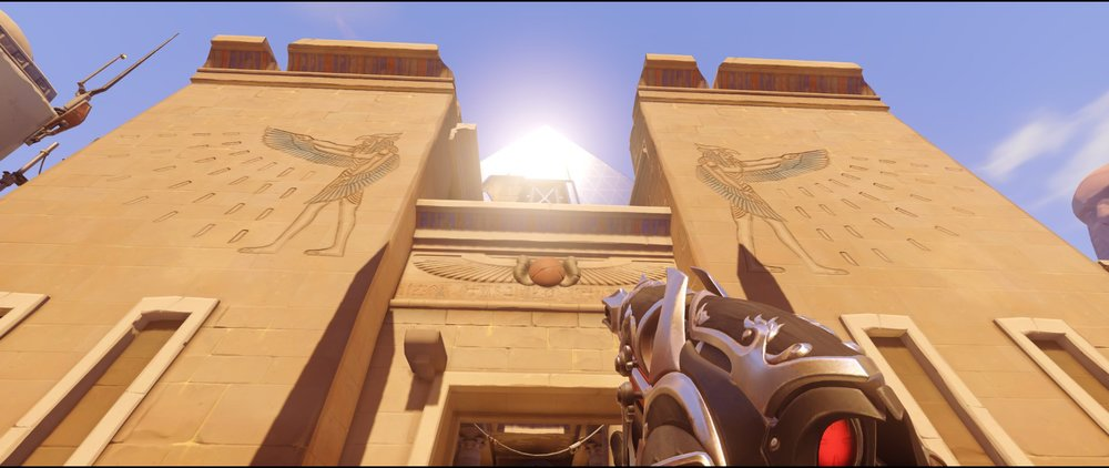 Gate attack point two Widowmaker sniping spot Temple of Anubis Overwatch.jpg