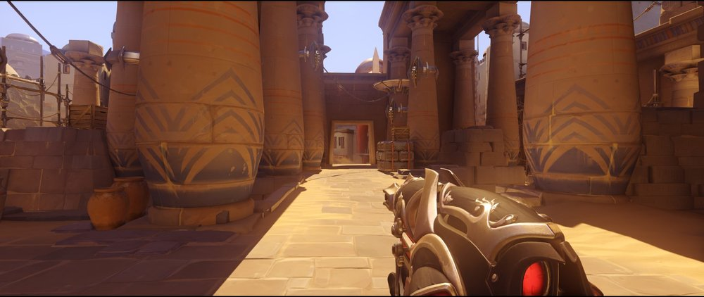 Point two defense Widowmaker sniping spots Temple of Anubis Overwatch.jpg