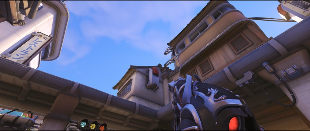 Above Bridge offense Widowmaker sniping spot Hanamura Overwatch.jpg