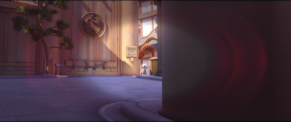 Mid view one offense Widowmaker sniping spot Hanamura Overwatch.jpg