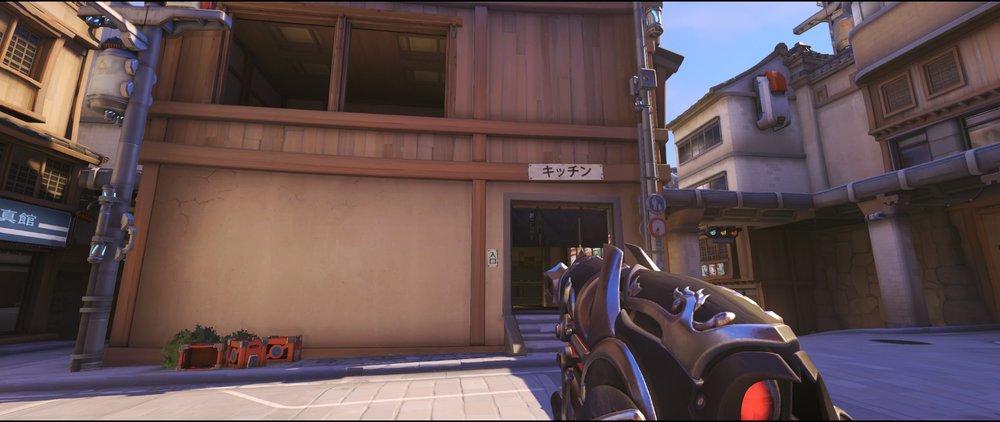 Cafe offense Widowmaker sniping spot Hanamura Overwatch.jpg
