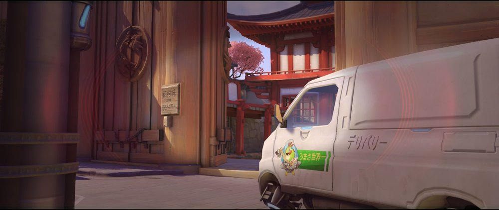 Van view one offense Widowmaker sniping spot Hanamura Overwatch.jpg