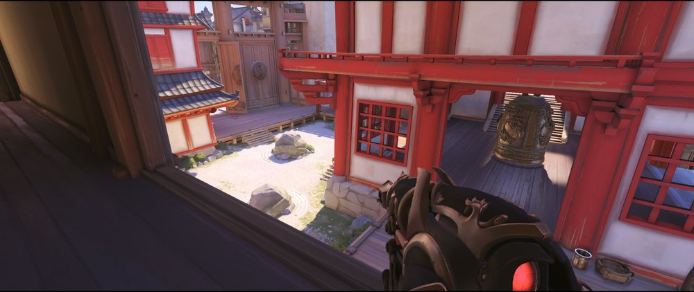 Apartment view defense Widowmaker sniping spot Hanamura Overwatch.jpg