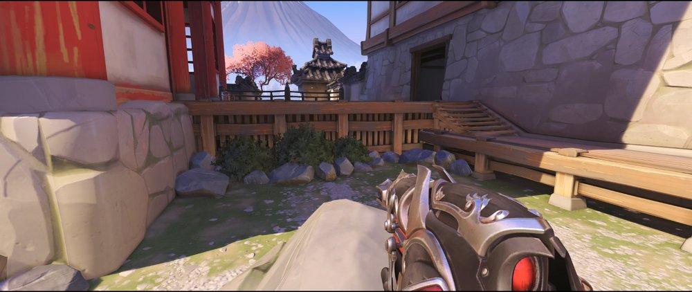 Bush defense Widowmaker sniping spot Hanamura Overwatch.jpg
