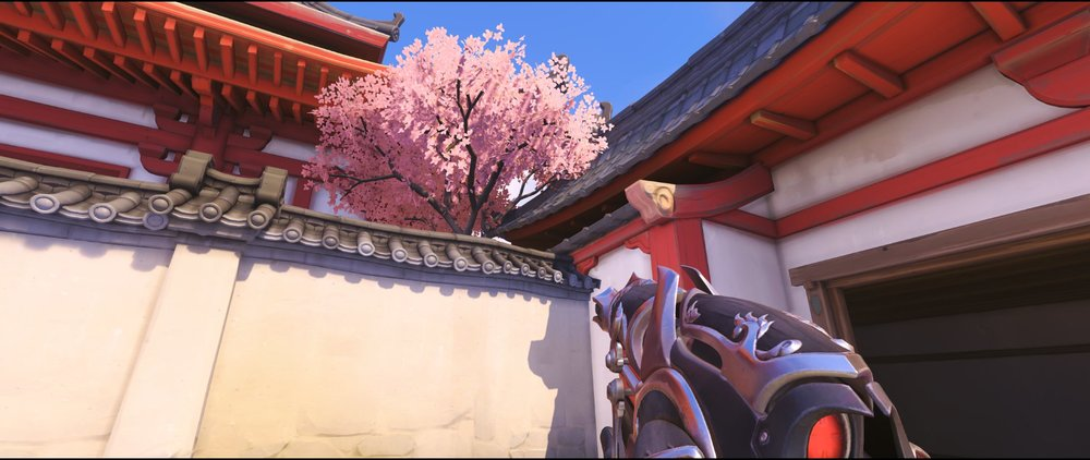 Secret spot hut attack Widowmaker sniping spot Hanamura Overwatch.jpg