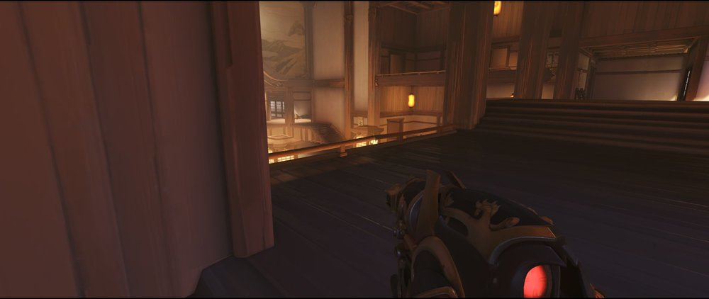 Walkaway left side attack Widowmaker sniping spot Hanamura Overwatch.jpg