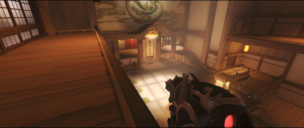 Perch second point attack Widowmaker sniping spot Hanamura Overwatch.jpg