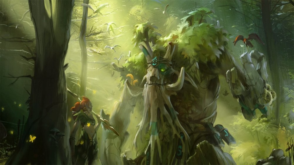Guardians of Nature loading screen - Valve