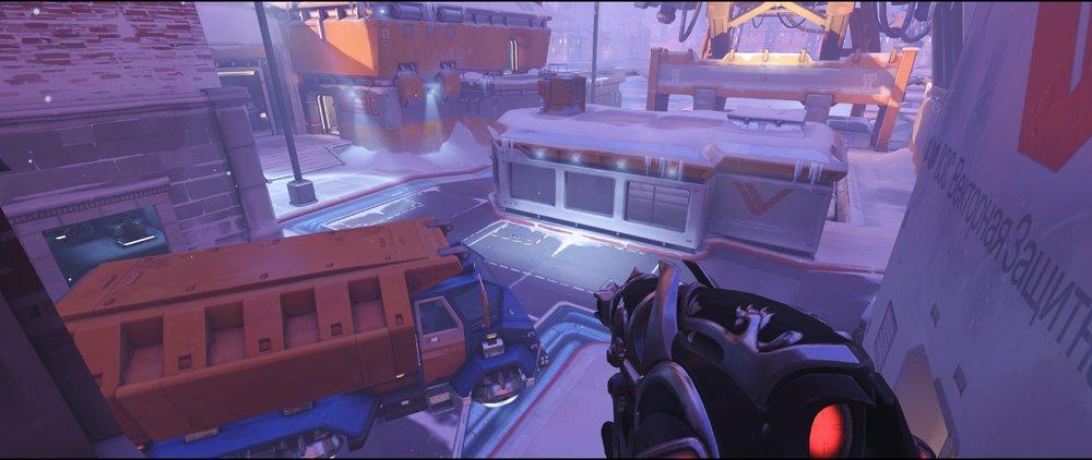 Window view attack sniping spot Widowmaker Volskaya Industries Overwatch.jpg