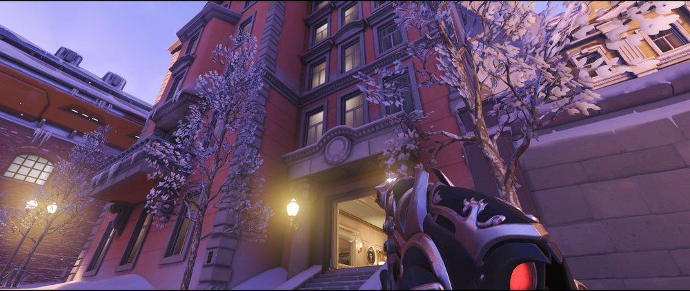 Manor right side attack sniping spot Widowmaker Volskaya Industries Overwatch.jpg