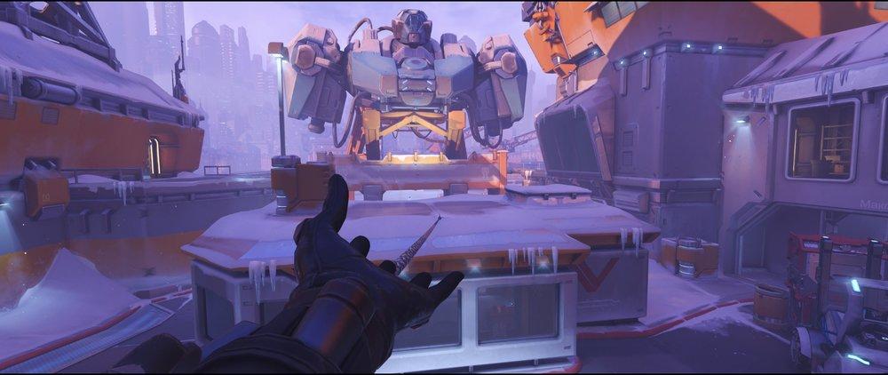 Hut attack sniping spot Widowmaker Volskaya Industries Overwatch.jpg