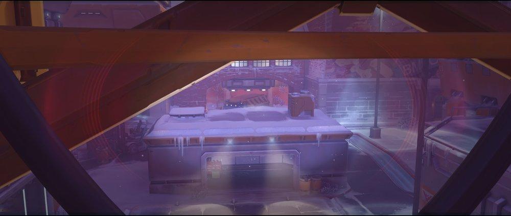 Robot second cable view defense sniping spot Widowmaker Volskaya Industries Overwatch.jpg