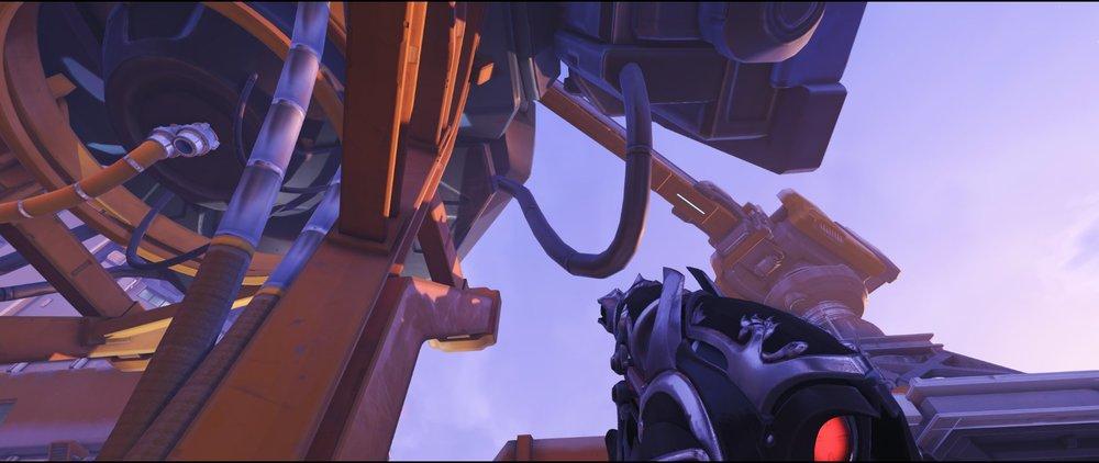 Robot third cable defense sniping spot Widowmaker Volskaya Industries Overwatch.jpg