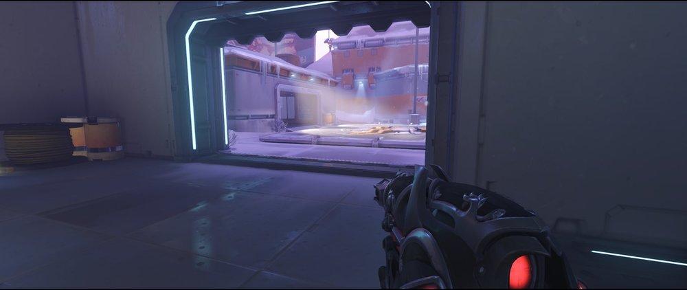 Ops ground level defense sniping spot Widowmaker Volskaya Industries Overwatch.jpg