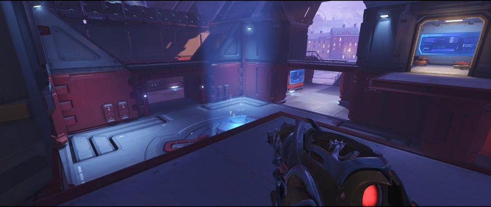Station view attack sniping spot Widowmaker Volskaya Industries Overwatch.jpg