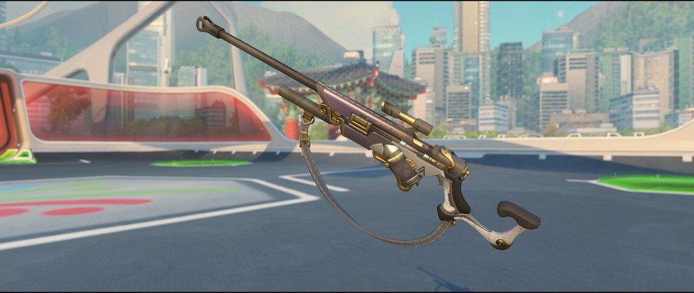 Cabana gun front legendary skin Ana Summer Games.jpg
