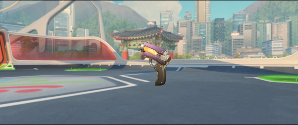 Cabana dart pistol legendary skin Ana Summer Games.jpg