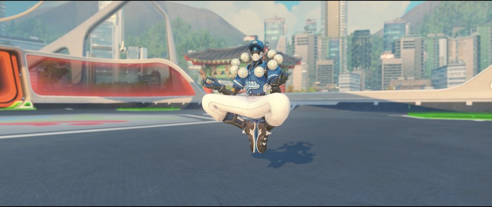 Fastball front legendary skin Zenyatta Summer Games.jpg