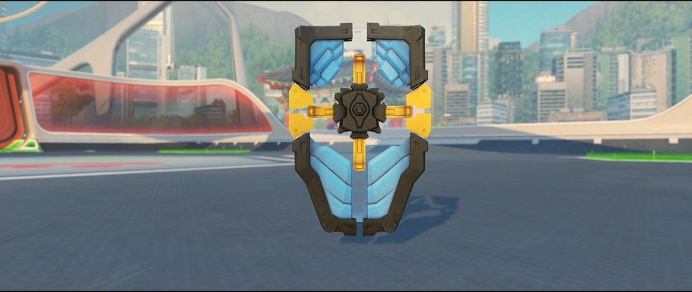 Tre Kronor shield back epic skin Brigitte Summer Games.jpg