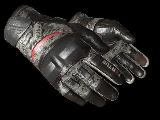 Moto Gloves Boom csgo skin