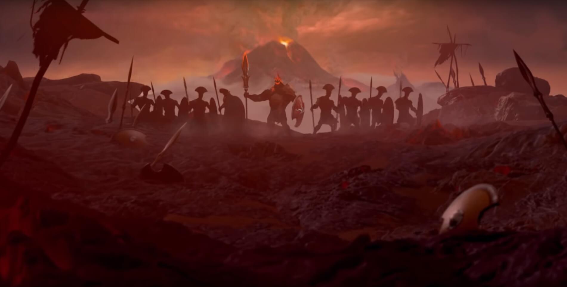 Who is the new Dota 2 hero? - Mars   Esports Tales
