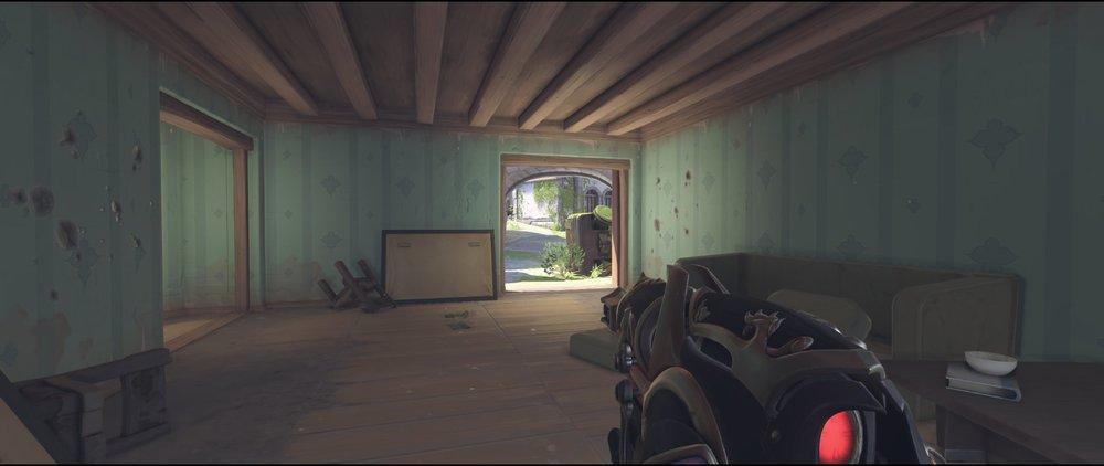 House attack sniping spot Widowmaker Eichenwalde Overwatch.jpg