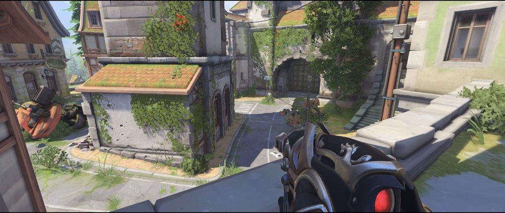 Bridge attack sniping spot Widowmaker Eichenwalde Overwatch.jpg