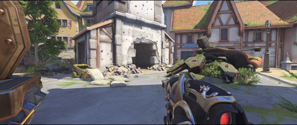 Tower defense sniping spot Widowmaker Eichenwalde Overwatch.jpg