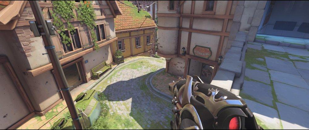 Bridge defense sniping spot Widowmaker Eichenwalde Overwatch.jpg