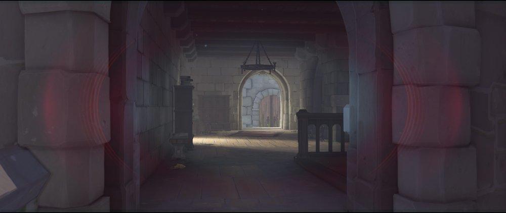 Door right side stairs attack sniping spot Widowmaker Einchenwalde Overwatch.jpg