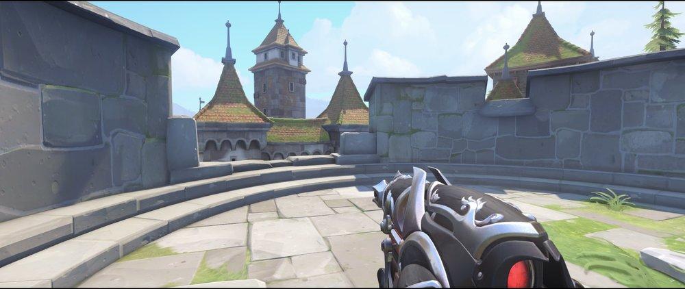Main placement castle walls defense sniping spot Widowmaker Einchenwalde Overwatch.jpg