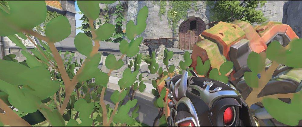 Bushes attack main sniping spot Widowmaker Einchenwalde Overwatch.jpg
