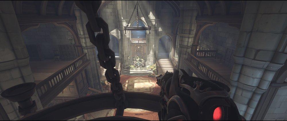 First Crown attack sniping spot Widowmaker Einchenwalde Overwatch.jpg