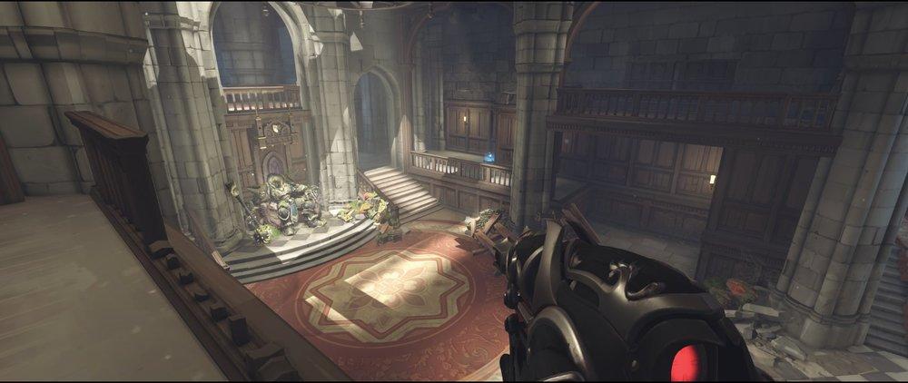 Gallery left attack sniping spot Widowmaker Einchenwalde Overwatch.jpg