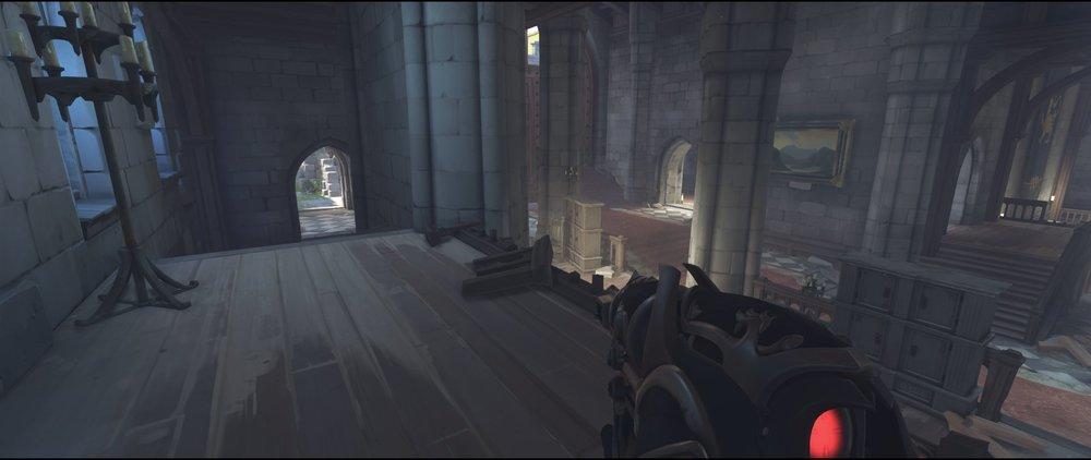 Ramp defense sniping spot Widowmaker Einchenwalde Overwatch.jpg