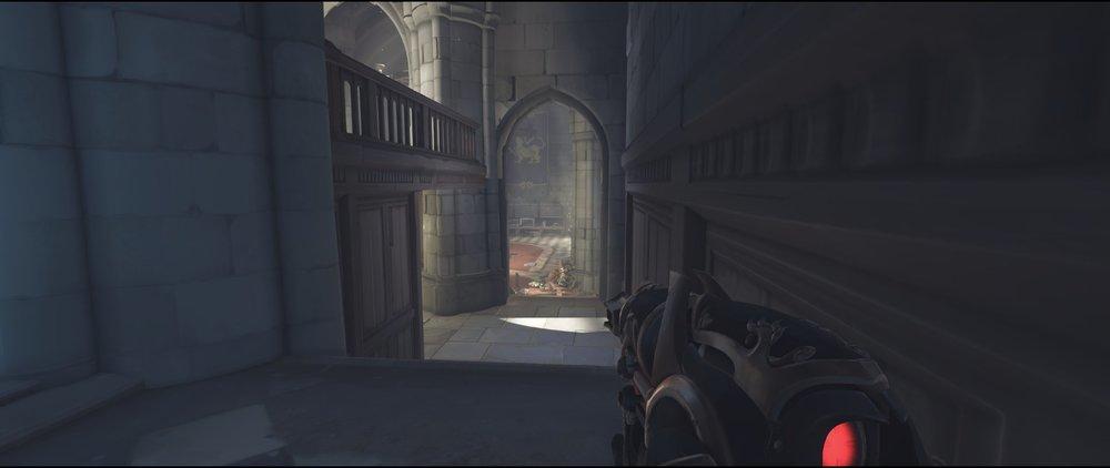 Right spawn defense sniping spot Widowmaker Einchenwalde Overwatch.jpg