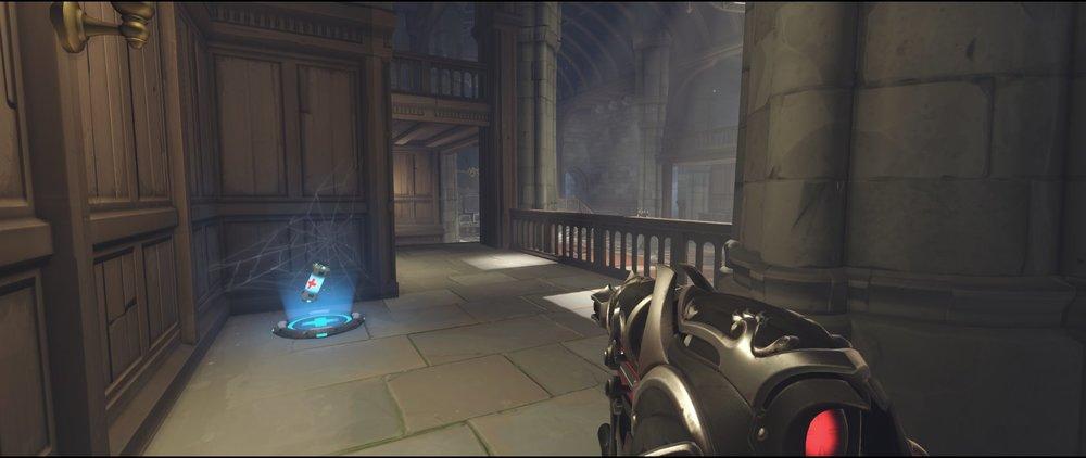 Left side pillars defense sniping spot Widowmaker Einchenwalde Overwatch.jpg