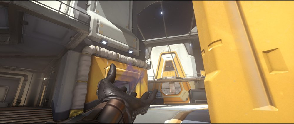 start+to+high+ground+defense+sniping+spot+Widowmaker+Horizon+Lunar+Colony+Overwatch