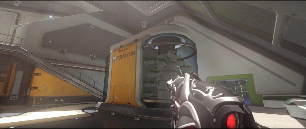 Tank+defense+sniping+spot+Widowmaker+Horizon+Lunar+Colony+Overwatch