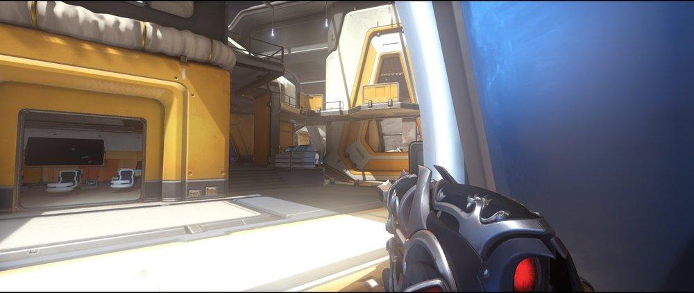 Blue+attack+sniping+spot+Widowmaker+Horizon+Lunar+Colony+Overwatch