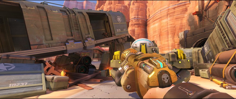 Boxcar+street+view+turret+placement+Torbjorn+Route+66+Overwatch