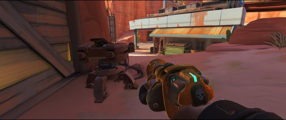 Path+turret+placement+Torbjorn+Route+66+Overwatch