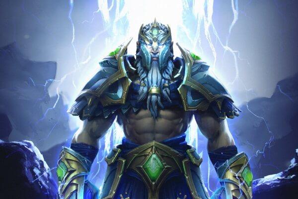 Wartorn Heavens set for Zeus - Valve