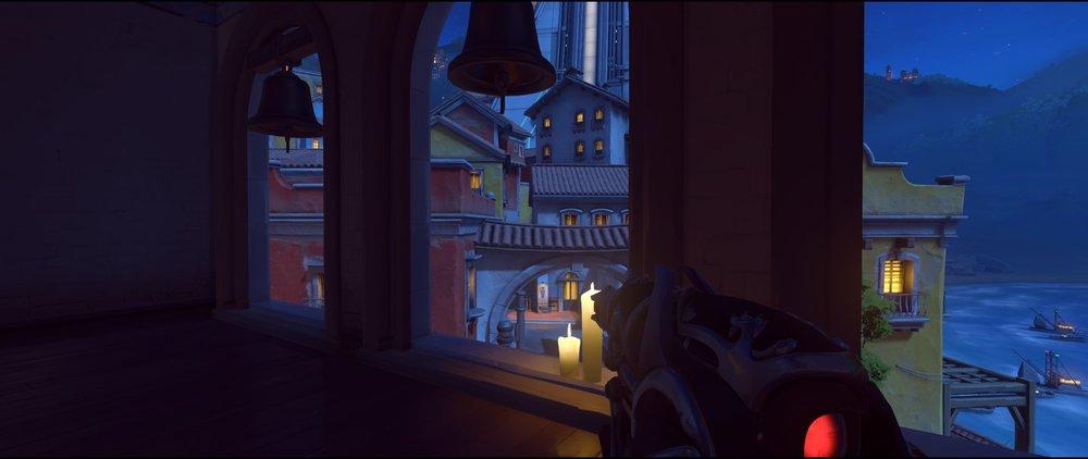 high ground spawn attack sniping spot Widowmaker Dorado.jpg