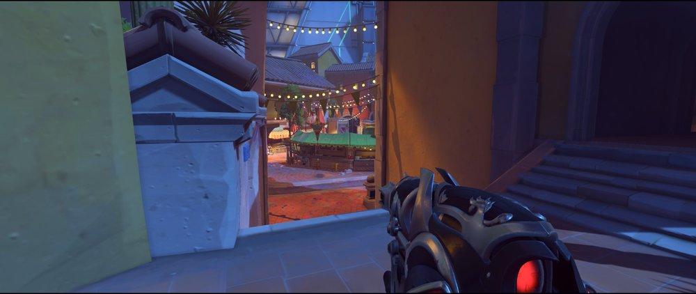 Lounge attack sniping spot Widowmaker Dorado.jpg