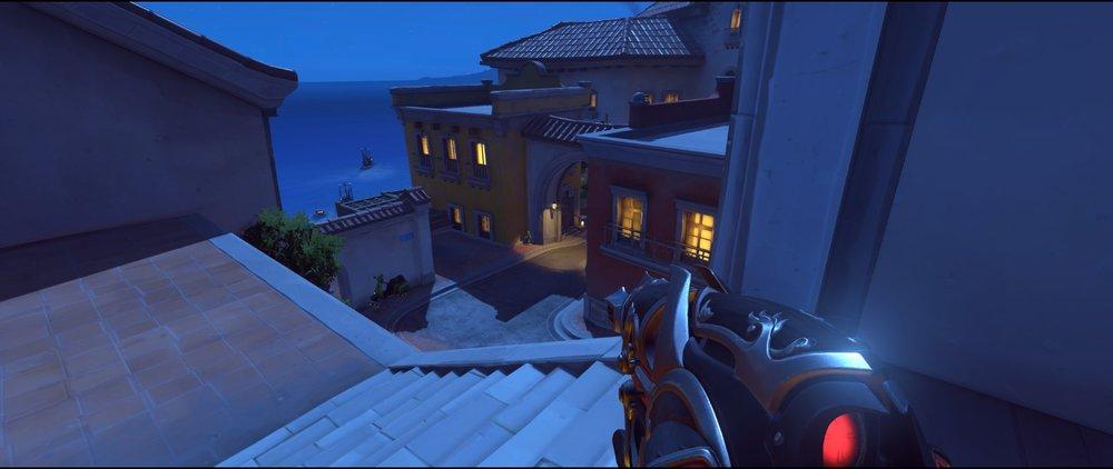 Pass to mid defense sniping spot Widowmaker Dorado.jpg