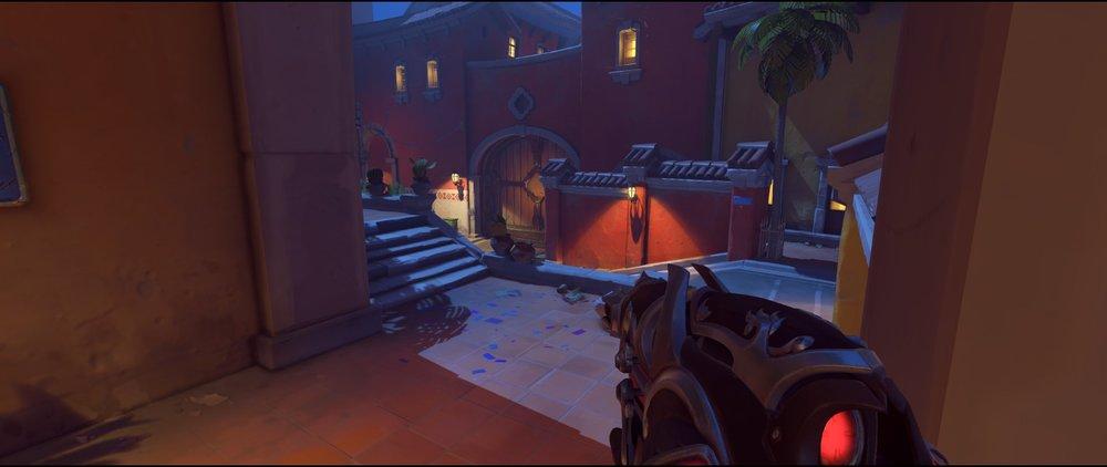 Church ground level defense sniping spot Widowmaker Dorado.jpg