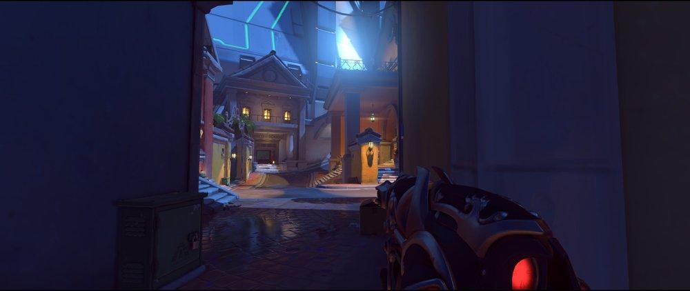 Short attack sniping spot Widowmaker Dorado.jpg