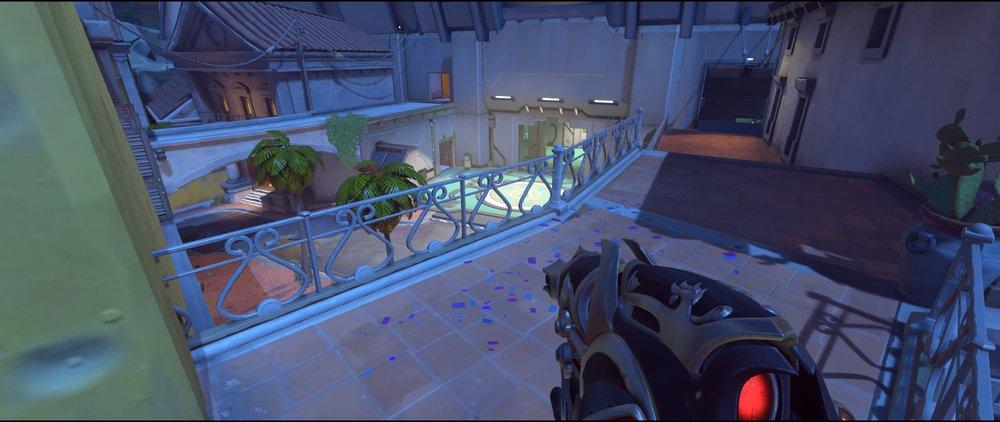 Ivy attack sniping spot Widowmaker Dorado.jpg